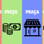 Os 4P's e o Marketing de sustentabilidade